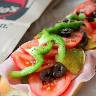 The Original Italian Sandwich