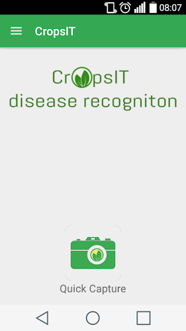 android CropsIT diagnostic Screenshot 0