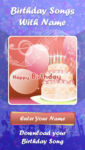 Birthday Song With Name, Birthday Wishes Maker cheat hacks