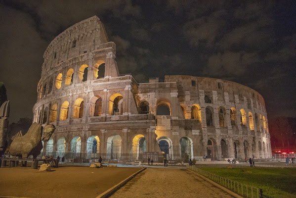 Er Colosseo di Domenico Cippitelli