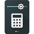 Calculator Quick Settings Tile icon