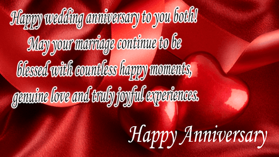 Wedding anniversary greeting cards apps on google play screenshot image m4hsunfo