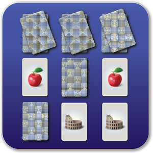 Memory match game for PC and MAC