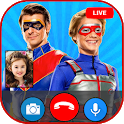 Captain Henry Danger Video Call & Chat simulator icon