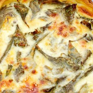 Torta Salata ai Carciofi (Artichoke Quiche)