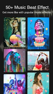 Magic Video Effect – Music Video Maker Music Story 4