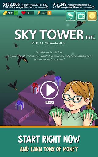Sky Tower Tycoon u2013 Your Idle Adventure 2.3.0 screenshots 22