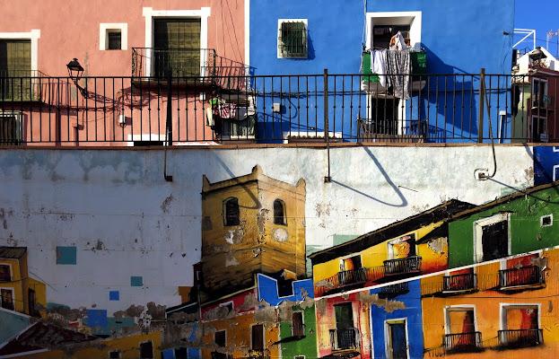Casas Pintadas di BlueBetty