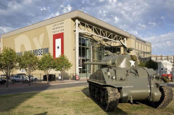 Museu Nacional da II Guerra Mundial