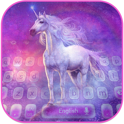 Fantasy Unicorn Keyboard Android APK Download Free By Powerful Phone