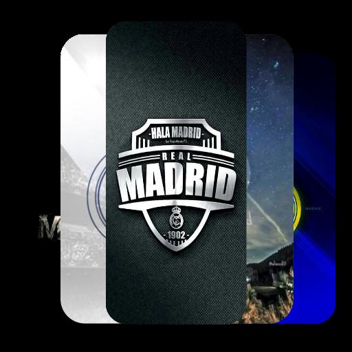 Real Madrid Amoled Wallpaper