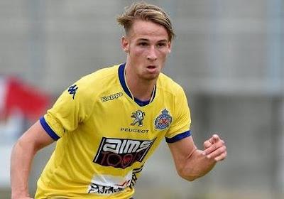 Waasland-Beveren prolonge l'un de ses attaquants