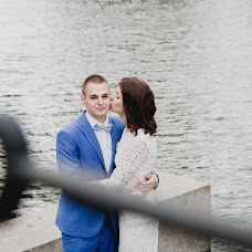 Wedding photographer Arina Dmitrieva (Morkovo4ka). Photo of 19.10.2015