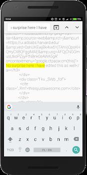 HTML/CSS Website Inspector
