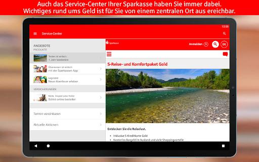 Sparkasse   Ihre mobile Filiale  screenshots 14