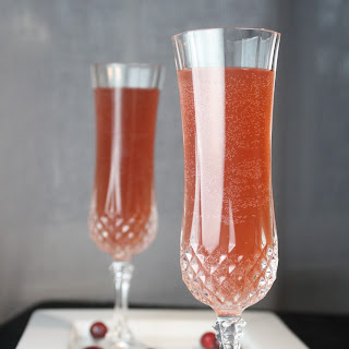 Cranberry Juice And Champagne Cocktail Recipes