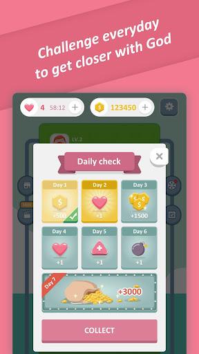 Bible Trivia Quiz - Free Bible Game 1.3.0 screenshots 3