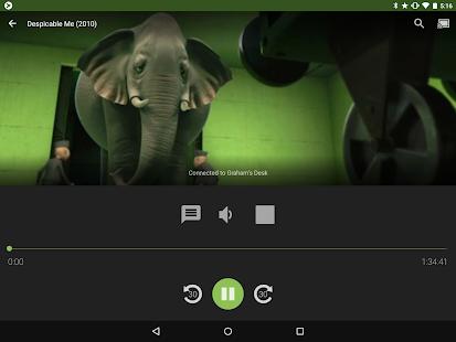 Videostream Chromecast: Mobile - screenshot thumbnail