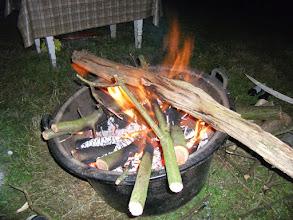 Photo: ...naja..es musste sich halt erst passend brennen....
