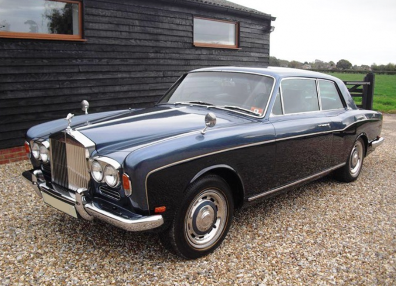 Rolls Royce Silver Shadow for hire in London Hire Potters Bar, London
