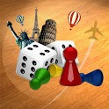 Businessman ONLINE board game icon