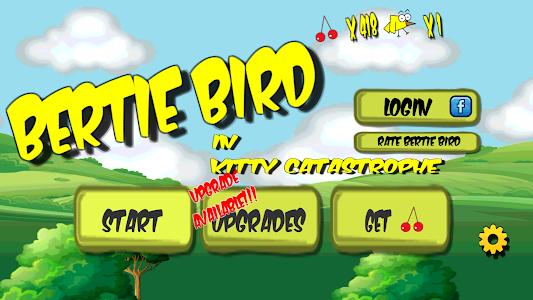 Bertie Bird - Free screenshot 0