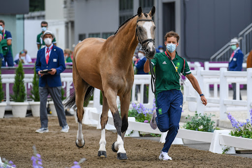 'I'm pleased with my horse but disappointed in the mark': Sam Watson gets Ireland off to a start in Tokyo
