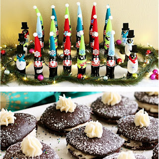 Coca-Cola Whoopie Pies & DIY Advent Calendar