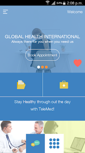 Global Health International - náhled