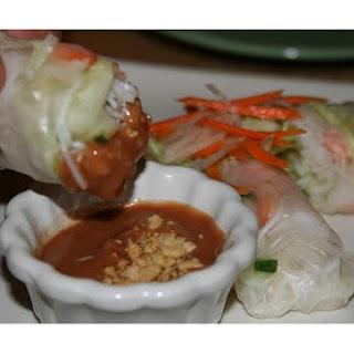 Thai Peanut Dip
