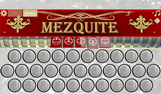 Mezquite Accordion Free 5.5 gameplay | AndroidFC 4