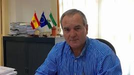 El alcalde de Arboleas, Cristóbal García.
