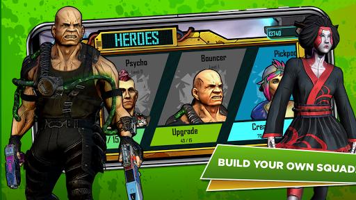 Télécharger Battle Arena – Cyberpunk mod apk screenshots 1