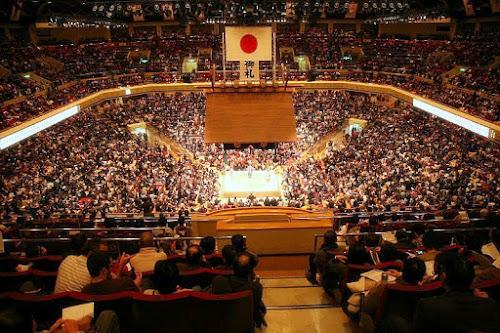 Photo Stade de Sumo de Ryogoku