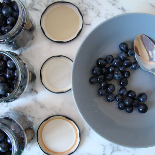 Easy Grapes Compote