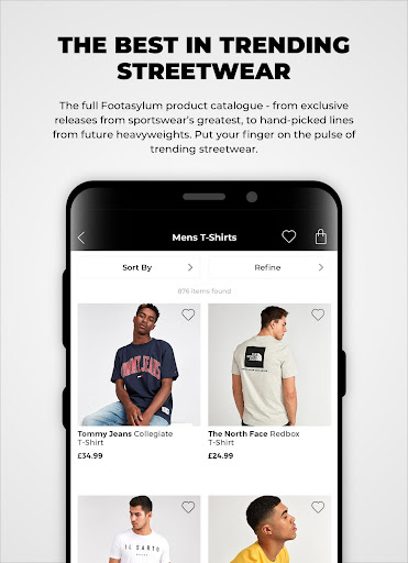 Footasylum screenshot