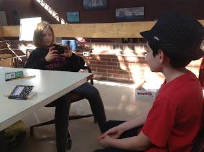Photo: Bridge Club: Videography and Community Broadcasting