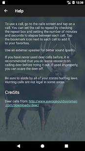 Whitetail Deer Calls - náhled
