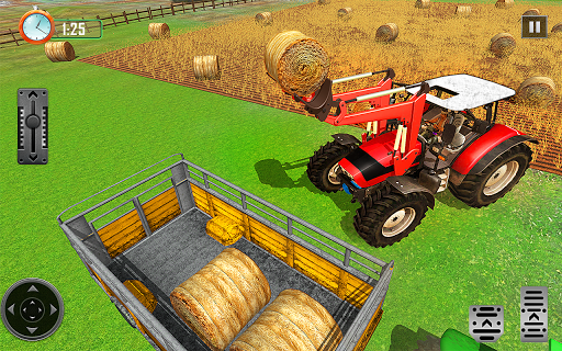 Farming Tractor Driver Simulator : Tractor Games modavailable screenshots 6