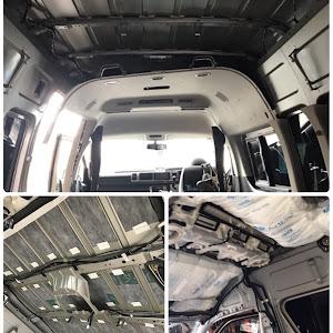 ハイエース   スーパーロング グランドキャビン4型 2.7ガソリン 4WDのカスタム事例画像 satoruさんの2018年09月23日19:11の投稿