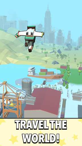 Jetpack Jump screenshot 4