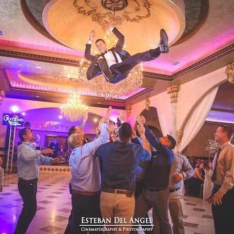 Wedding photographer Esteban Del angel (edacinemaphoto). Photo of 05.01.2017
