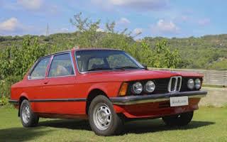 BMW 316 E21 Rent Cataluña