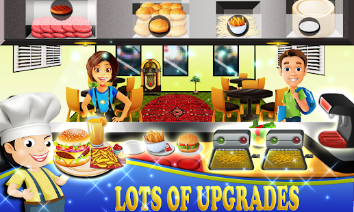 Cooking Restaurant ServeMaster - náhled