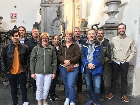 Air Products - Food tour in Brussels