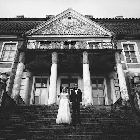 Wedding photographer Wojtek Hnat (wojtekhnat). Photo of 20.02.2018