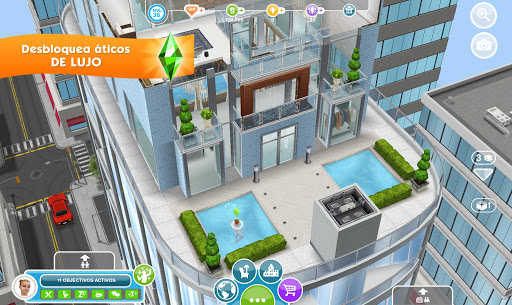 Los Sims™  FreePlay 2