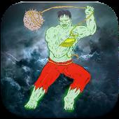 Iron Hulk Run