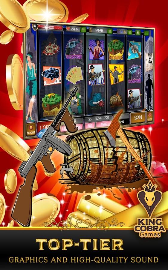 slot mafia games