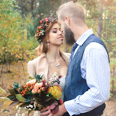 Wedding photographer Elena Ozornina (ozornina). Photo of 10.02.2017